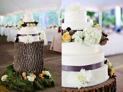 CRAVE Catering - Minneapolis - Wedding Cake